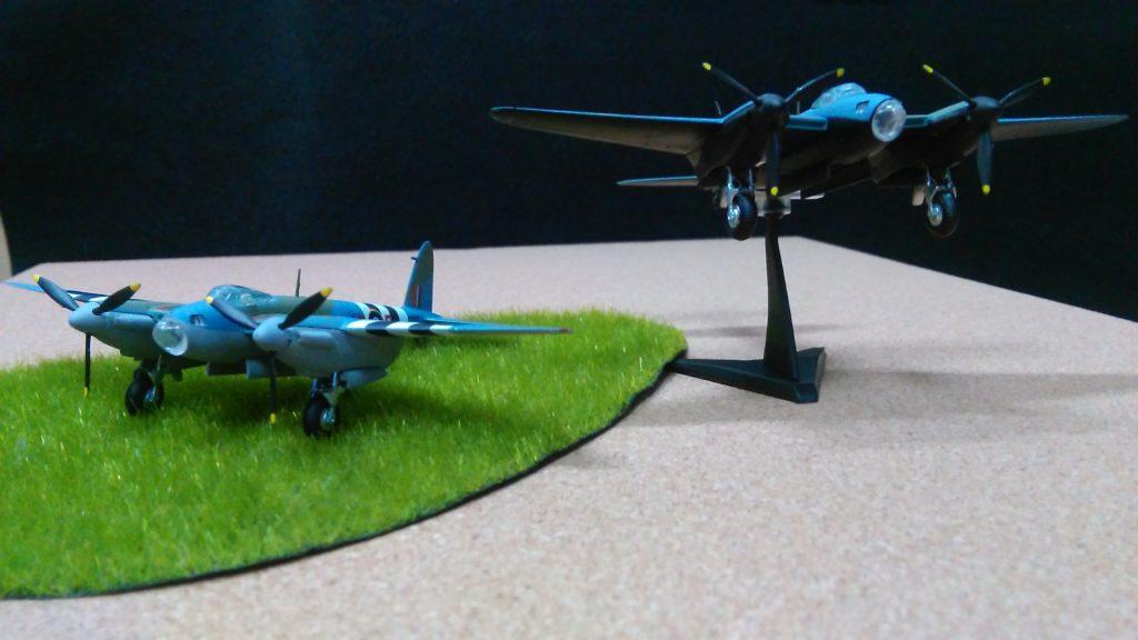 F-toys WKC VS8 1C | 武田戦車道場★プラモ戦記
